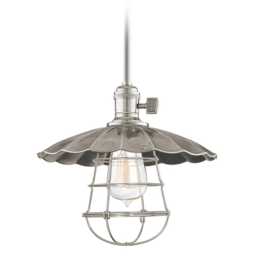 Hudson Valley Lighting Mini-Pendant Light 9001-OB-MS3-WG