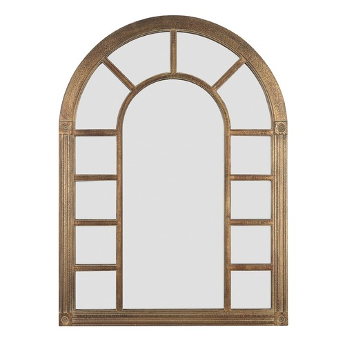 Kenroy Home Lighting Cathedral Arched 28-Inch Mirror 60014