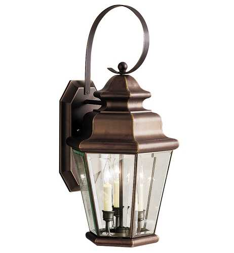 Kichler Lighting Kichler 25-Inch Outdoor Wall Light 9677OZ
