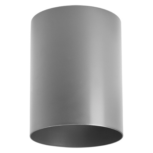 Progress Lighting Progress Lighting Cylinder Metallic Gray LED Close To Ceiling Light P5774-82/30K