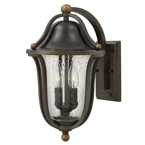 Hinkley Lighting Hinkley Lighting Bolla Olde Bronze Outdoor Wall Light 2644OB