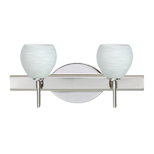 Besa Lighting Besa Lighting Tay Chrome Bathroom Light 2SW-560560-CR