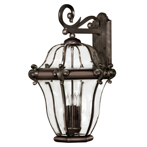 Hinkley 28-Inch Outdoor Wall Light 2446CB