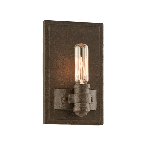 Troy Lighting Sconce Wall Light in Shipyard Bronze Finish B3121
