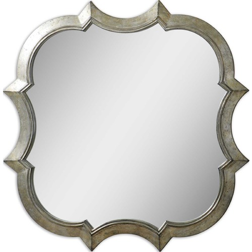 Uttermost Lighting Uttermost Farista Antique Silver Mirror 09520