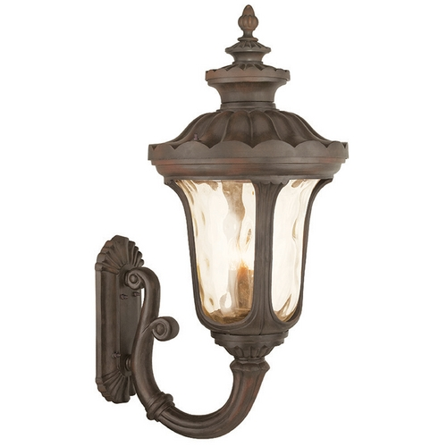 Livex Lighting Livex Lighting Oxford Imperial Bronze Outdoor Wall Light 76701-58