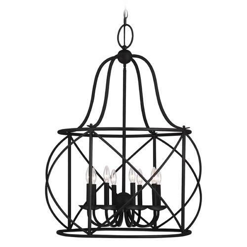 Sea Gull Lighting Sea Gull Lighting Turbinio Blacksmith Pendant Light 5116408-839