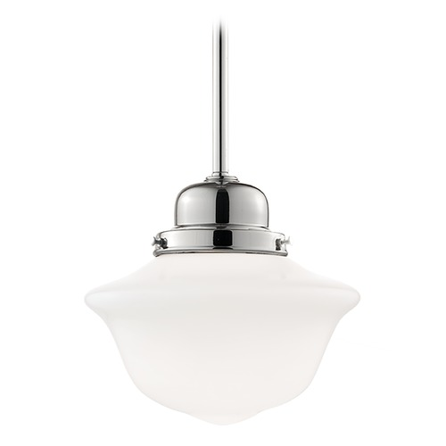 Hudson Valley Lighting Hudson Valley Lighting Edison Collection Polished Nickel Mini-Pendant Light 19-PN-1609