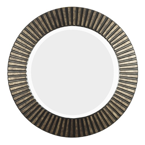 Kenroy Home Lighting North Beach Round 33.88-Inch Mirror 60021