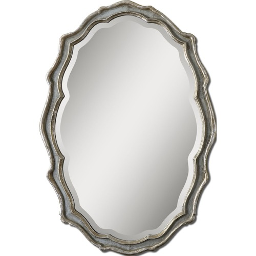 Uttermost Lighting Uttermost Dorgali Slate Blue Mirror 12832