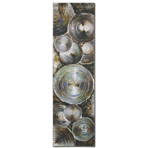 Uttermost Lighting Uttermost Tin Can Alley Canvas Art 34251