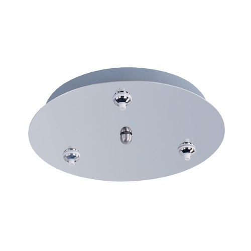 ET2 Lighting Rapidjack Polished Chrome Ceiling Adaptor EC85003-PC