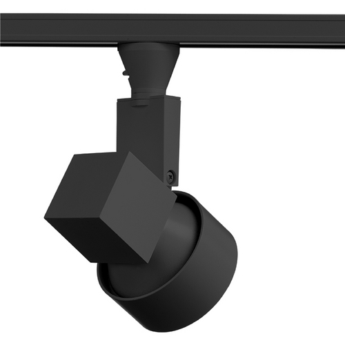 Juno Lighting Group PAR20 Cubix Light Head for Juno Track Lighting in Black T892BL
