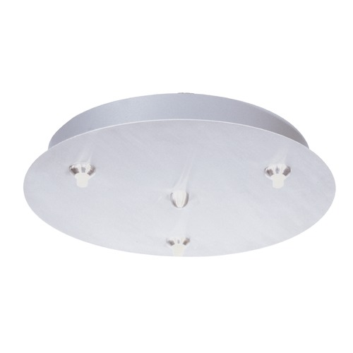 ET2 Lighting Rapidjack Satin Nickel Ceiling Adaptor EC85003-SN