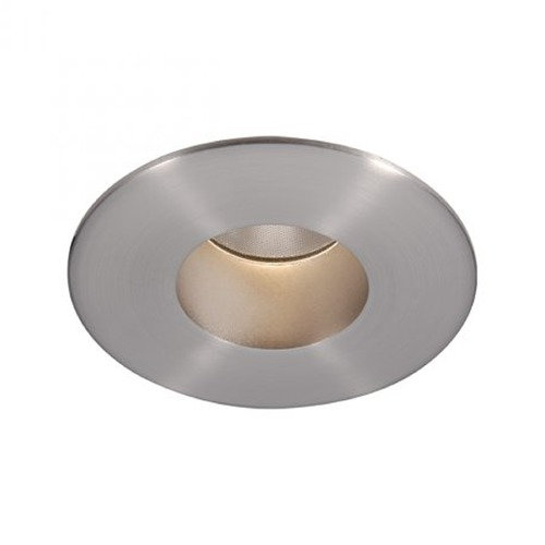 WAC Lighting WAC Lighting Round Brushed Nickel 2-Inch LED Recessed Trim 2700K 630LM 15 Degree HR2LEDT109PS927BN