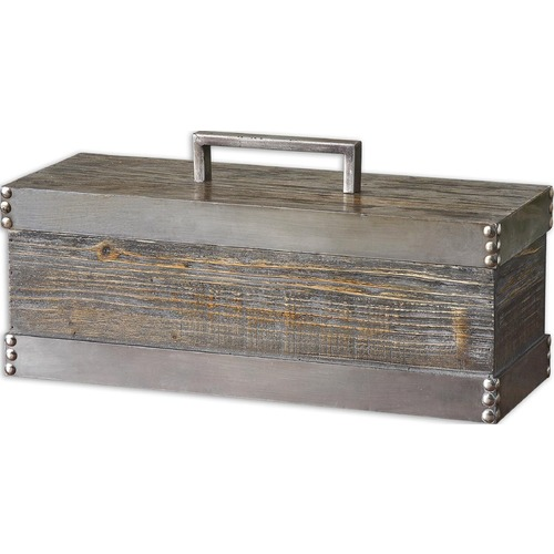 Uttermost Lighting Uttermost Lican Natural Wood Decorative Box 19669