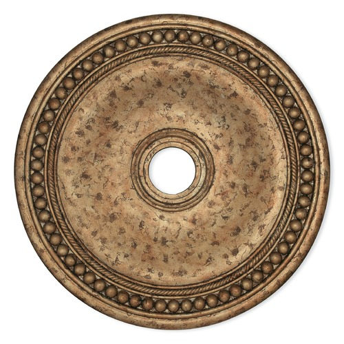 Livex Lighting Livex Lighting Wingate Hand Applied European Bronze Ceiling Medallion 82076-36