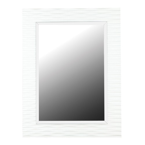 Kenroy Home Lighting Kendrick Rectangle 29.5-Inch Mirror 60024