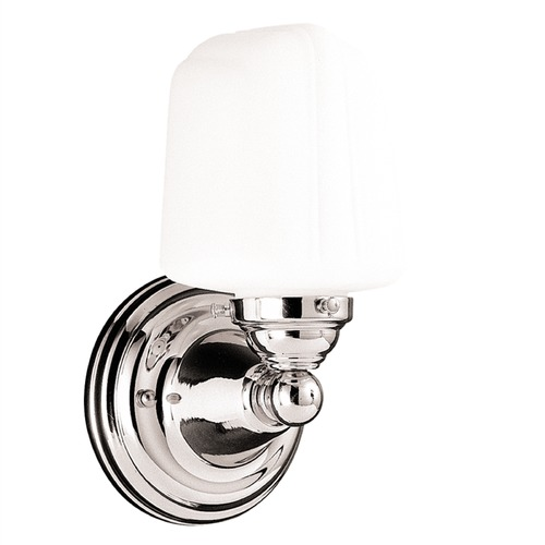 Hudson Valley Lighting Hudson Valley Lighting Edison Collection Polished Chrome Sconce 221-PC