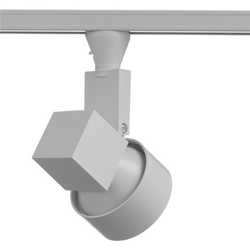 Juno Lighting Group PAR20 Cubix Light Head for Juno Track Lighting in Silver T892SL