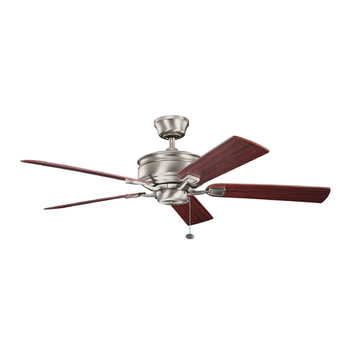 Kichler Lighting Kichler Lighting Duval Antique Pewter Ceiling Fan Without Light 300178AP