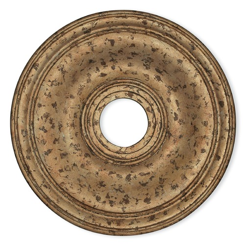 Livex Lighting Livex Lighting Wingate Hand Applied European Bronze Ceiling Medallion 8219-36