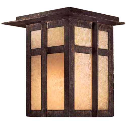 Minka Lavery 7-1/4-Inch Outdoor Wall Light 71197-A357-PL