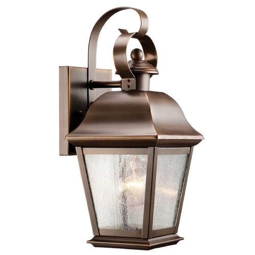 Kichler Lighting Kichler Lighting Mount Vernon Outdoor Wall Light 9707OZ