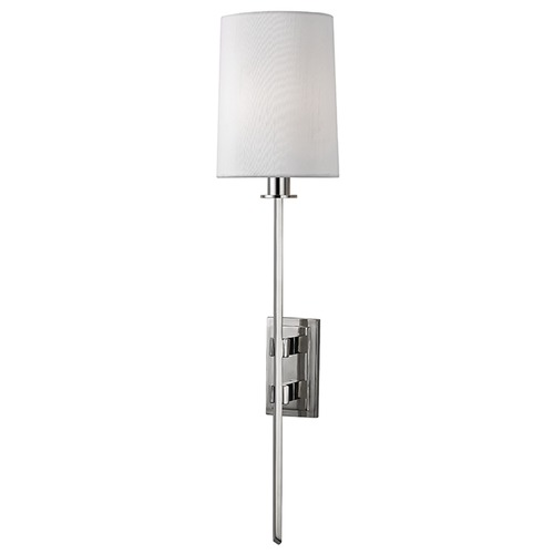 Hudson Valley Lighting Fredonia ADA 1 Light Sconce - Polished Nickel 3411-PN