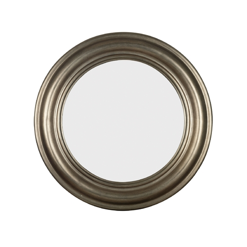 Kenroy Home Lighting Nob Hill Round 32-Inch Mirror 60027