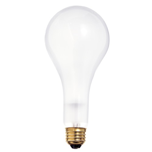 Satco Lighting Incandescent PS25 Light Bulb Medium Base Dimmable S4960