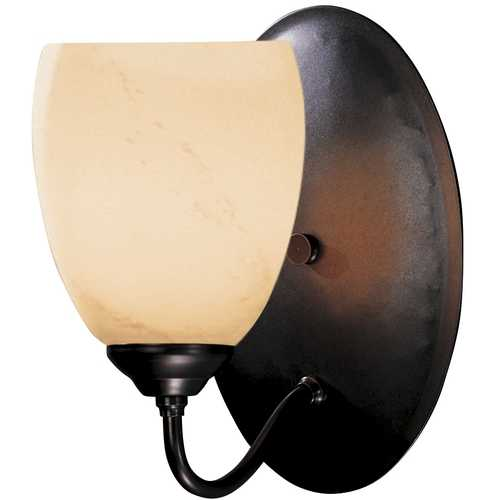 Hubbardton Forge Lighting Single-Light Halogen Sconce 204212-SKT-07-GG0083
