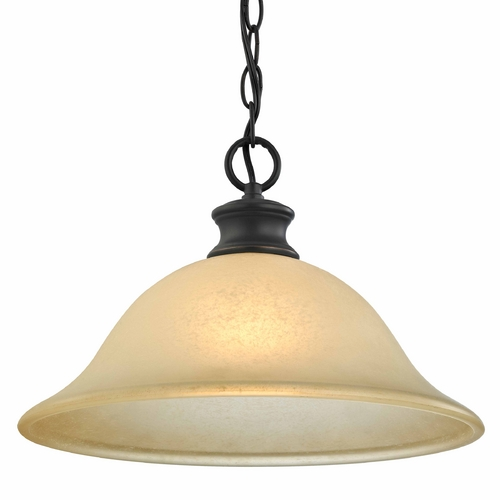 Design Trends Lighting Swag Pendant Light in Bronze Finish SO101-272