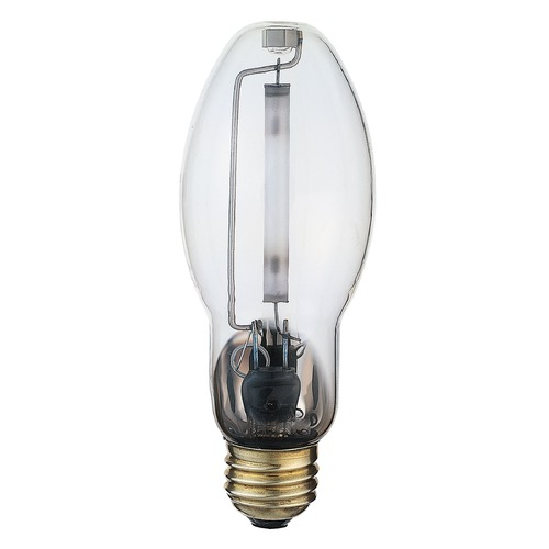 Satco Lighting High Pressure Sodium Torpedo Light Bulb Medium Base 2100K S3127
