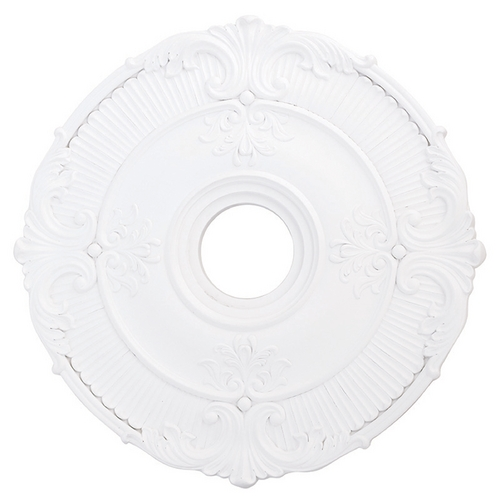 Livex Lighting Livex Lighting Buckingham White Ceiling Medallion 82031-03