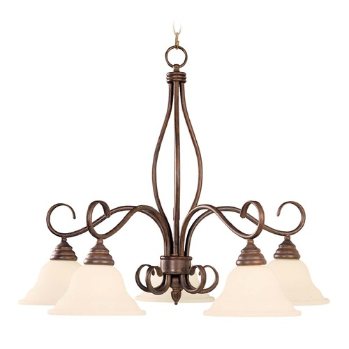 Savoy House Savoy House Sunset Bronze Chandelier KP-101-5-91