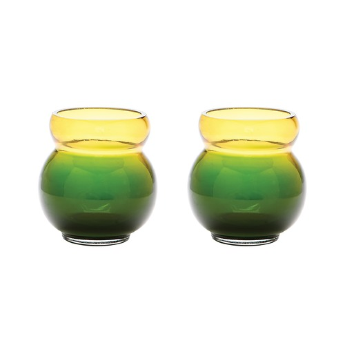 Dimond Home Field Bubble Votive - Set Of 2 464076/S2