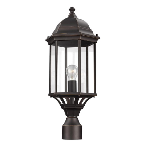 Sea Gull Lighting Sea Gull Lighting Sevier Antique Bronze Post Light 8238701-71
