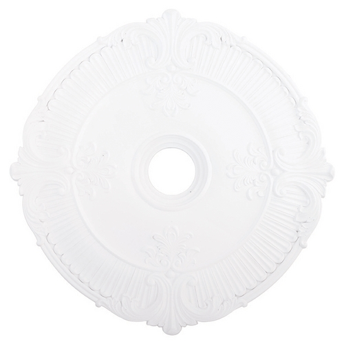 Livex Lighting Livex Lighting Buckingham White Ceiling Medallion 82034-03