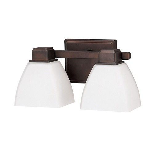 Capital Lighting Capital Lighting Burnished Bronze Bathroom Light 8512BB-216