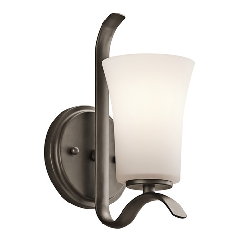 Kichler Lighting Kichler Lighting Armida Olde Bronze LED Sconce 45374OZL16