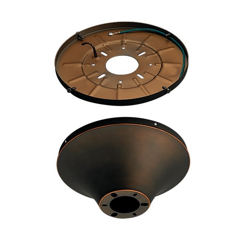 Monte Carlo Fans Ceiling Adaptor in Roman Bronze Finish MC192RB