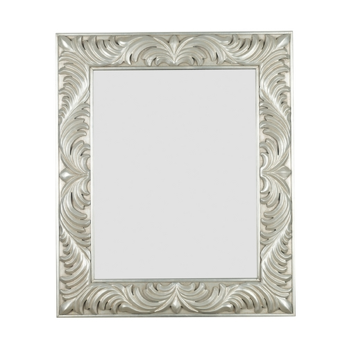 Kenroy Home Lighting Antoinette Rectangle 31.5-Inch Mirror 60030