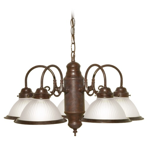 Nuvo Lighting Nuvo Lighting Old Bronze Chandelier 76/694
