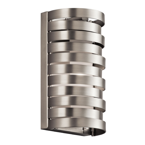 Kichler Lighting Kichler Lighting Roswell Brushed Nickel Sconce 43305NI