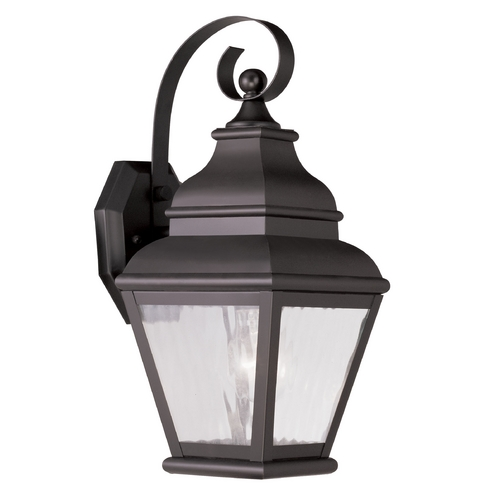 Livex Lighting Livex Lighting Exeter Bronze Outdoor Wall Light 2601-07