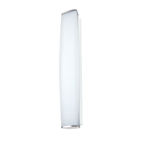 Besa Lighting Besa Lighting Miranda Chrome Sconce MIRANDA26-SW-CR