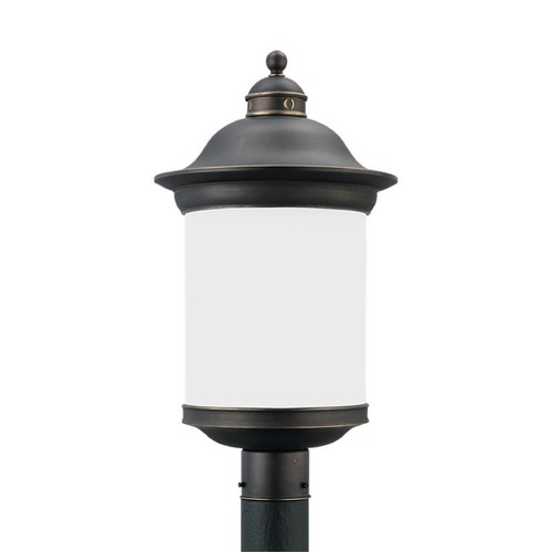 Sea Gull Lighting Sea Gull Lighting Hermitage Antique Bronze Post Light 89298-71