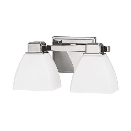 Capital Lighting Capital Lighting Polished Nickel Bathroom Light 8512PN-216