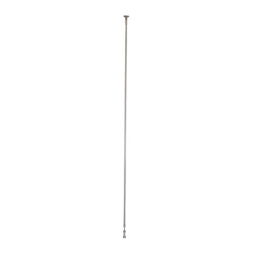George Kovacs Lighting Rail, Cable, Track Accessory in Brushed Nickel Finish GKST1048-084